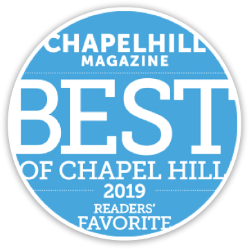 Chapel Hill Magazine, Best of Chapel Hill 2019, Readers' Favorite